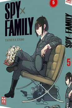 Spy x Family – Band 5 book cover