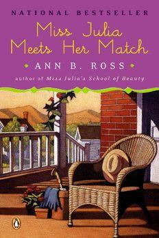 Miss Julia Meets Her Match book cover