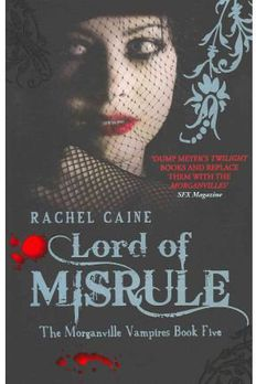 Lord of Misrule book cover