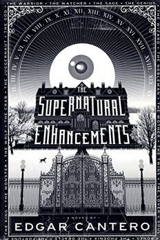 The Supernatural Enhancements book cover