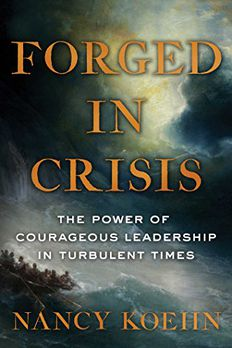 Forged in Crisis book cover