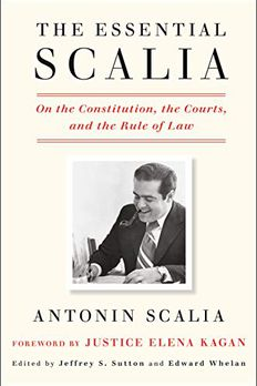 The Essential Scalia book cover