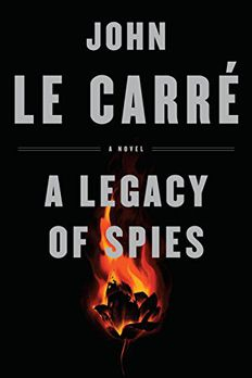 A Legacy of Spies book cover