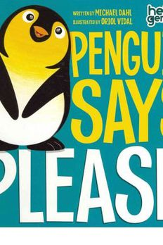 Penguin Says Please book cover