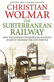 The Subterranean Railway book cover