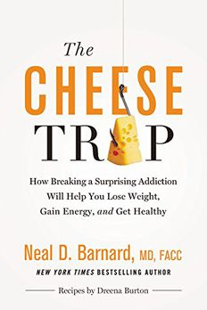 The Cheese Trap book cover