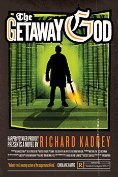 The Getaway God book cover