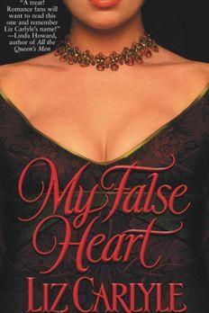 My False Heart book cover
