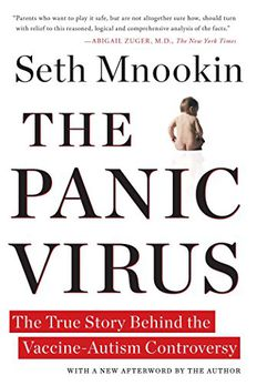 The Panic Virus book cover