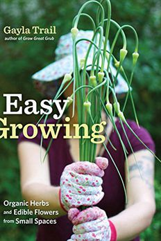 Easy Growing book cover