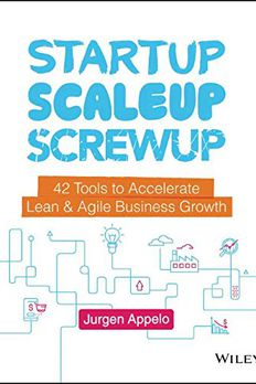 Startup, Scaleup, Screwup book cover
