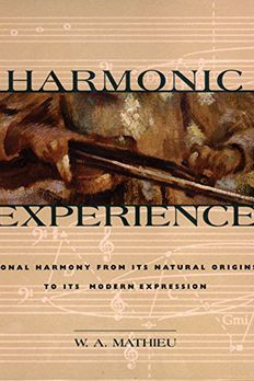 Harmonic Experience book cover