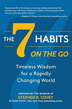 The 7 Habits on the Go book cover
