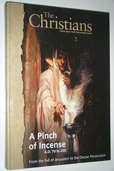 A Pinch Of Incense book cover