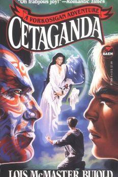 Cetaganda book cover