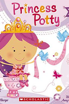 Princess Potty book cover