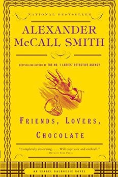 Friends, Lovers, Chocolate book cover