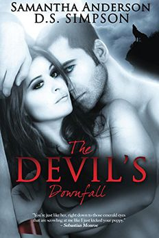 The Devil's Downfall (The Devrynne Kaine Series Book 3) book cover