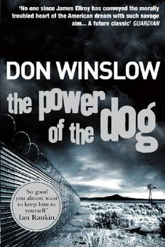 The Power of the Dog book cover