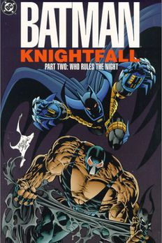 Batman book cover