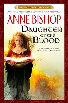 Daughter of the Blood book cover