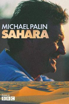 Sahara book cover