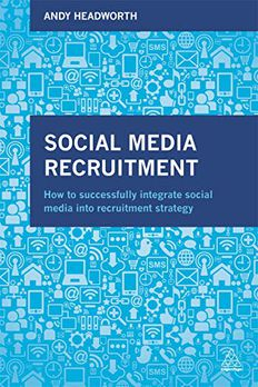 Social Media Recruitment book cover