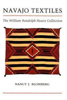 Navajo Textiles book cover