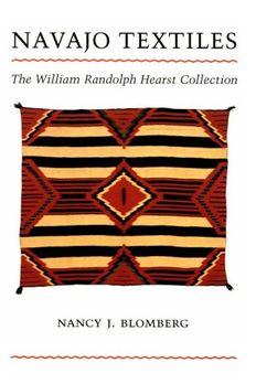 Navajo Textiles book cover