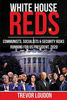 WHITE HOUSE REDS book cover