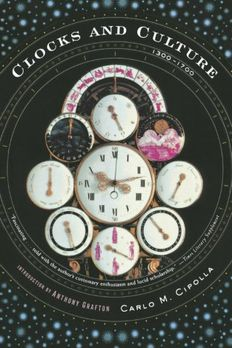 Clocks and Culture book cover