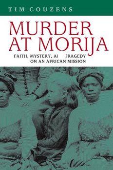 Murder at Morija book cover