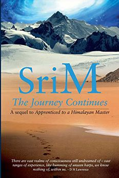 The Journey Continues book cover