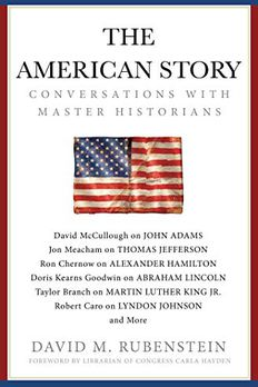 The American Story book cover
