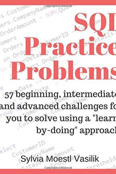SQL Practice Problems book cover