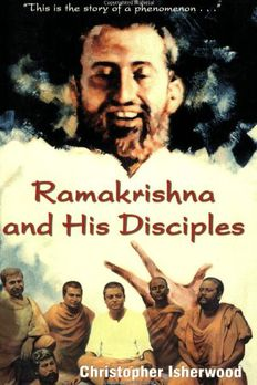 Ramakrishna and His Disciples book cover