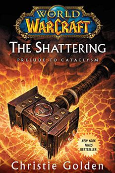 The Shattering book cover