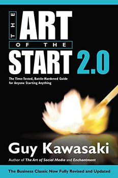 The Art of the Start 2.0 book cover