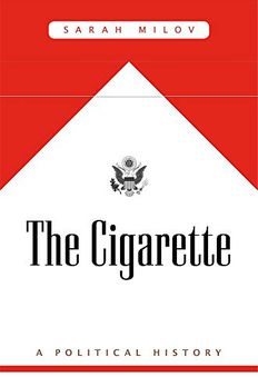 The Cigarette book cover