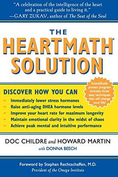 The HeartMath Solution book cover