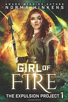 Girl of Fire book cover