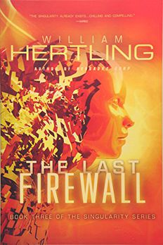 The Last Firewall book cover