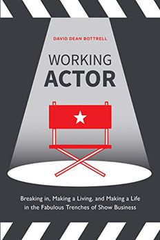 Working Actor book cover