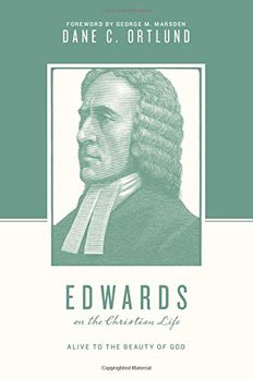 Edwards on the Christian Life book cover