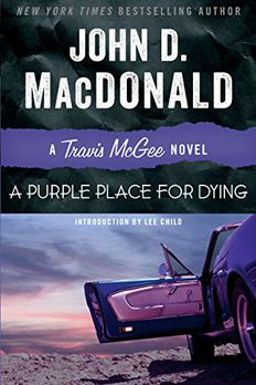 A Purple Place for Dying book cover