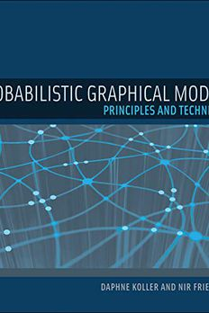 Probabilistic Graphical Models book cover