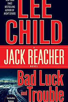 Bad Luck and Trouble book cover