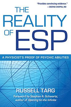 The Reality of ESP book cover