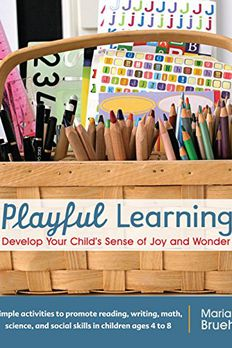 Playful Learning book cover