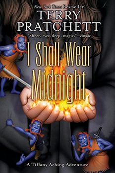 I Shall Wear Midnight book cover